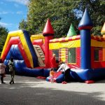 photo of bounce house