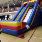 Photo of 20' inflatable slide